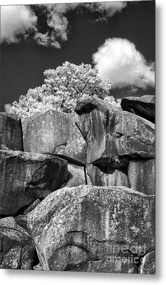 Devil's Den - 39 Metal Print by Paul W Faust -  Impressions of Light