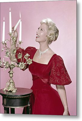 Dinah Shore, 1950s Metal Print by Everett