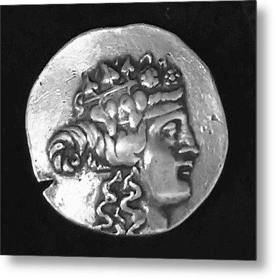 Dionysus Metal Print by Unknown