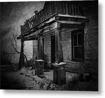 Dirty Thirty  Metal Print by JC Photography and Art