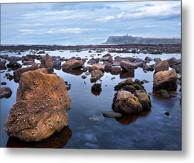 Distant Castle View Metal Print by Svetlana Sewell
