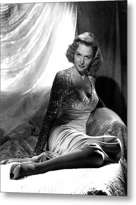 Donna Reed, 1947 Metal Print by Everett