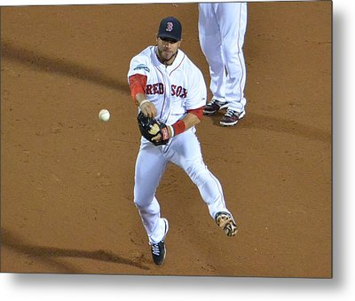 Double Play Metal Print by Judd Nathan