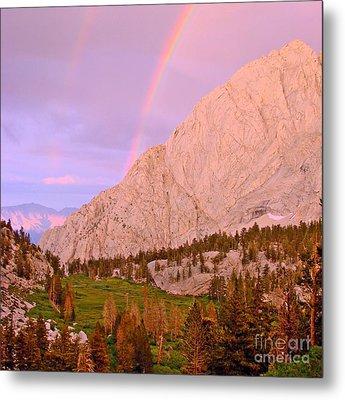 Double Rainbow Metal Print by Scott McGuire