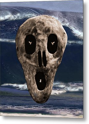 Dream Time Metal Print by Eric Kempson