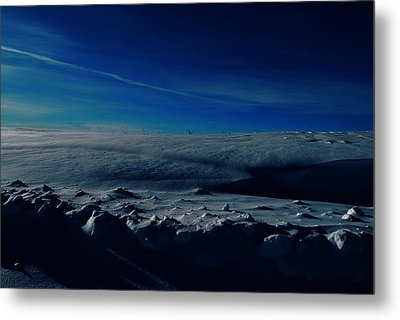 Drifts Of Time Metal Print by JC Photography and Art