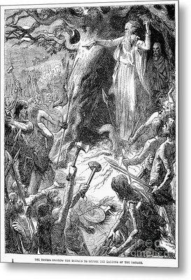 Druids And Britons Metal Print by Granger