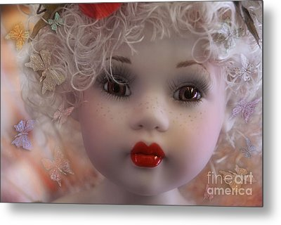 Dulce My Sweety Metal Print by Rosa Cobos