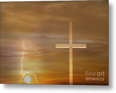 Easter Sunrise Metal Print by James BO  Insogna