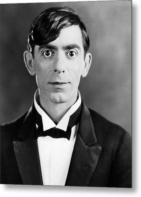 Eddie Cantor, 1927 Metal Print by Everett
