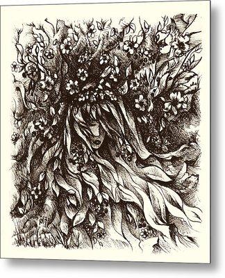 Enchantment Metal Print by Rachel Christine Nowicki