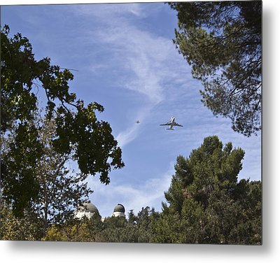 Endeavour Metal Print by Molly Heng