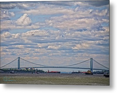 Enterprise 2 Metal Print by S Paul Sahm