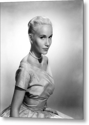 Eva Marie Saint, Ca. 1956 Metal Print by Everett