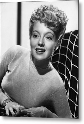 Evelyn Keyes, 1946 Metal Print by Everett