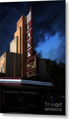 Evening At The Lark - Larkspur California - 5d18484 Metal Print by Wingsdomain Art and Photography