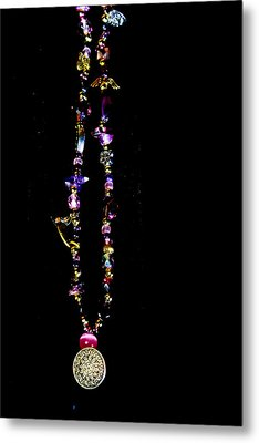Faith Healing Bracelet Metal Print by Joshua Dwyer