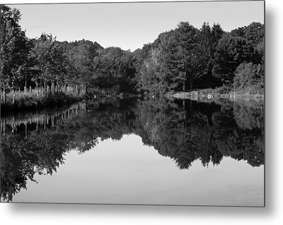 Fenns Pond Metal Print by Karol Livote