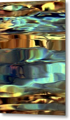Final 1st Panel Metal Print by Dale   Ford