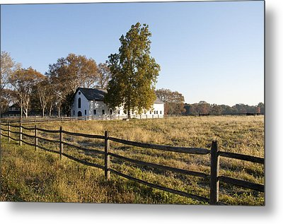 Flourtown Morning Metal Print by Bill Cannon