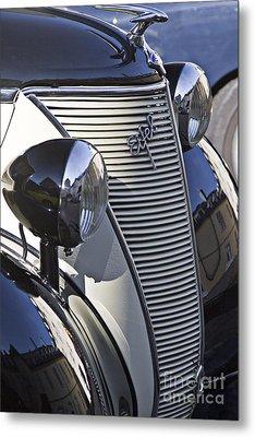 Ford Eifel Cabrio 1939 Classic Car Metal Print by Heiko Koehrer-Wagner