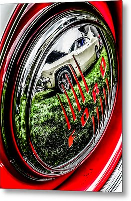 Fords Metal Print by Pattie  Stokes