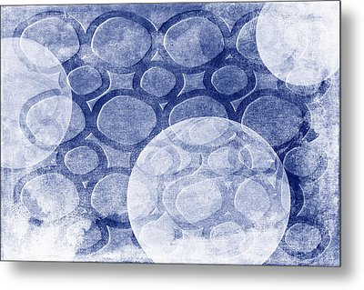 Formed In Winter Metal Print by Angelina Vick