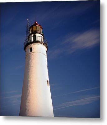 Fort Gratiot Lighthouse Metal Print by Gordon Dean II