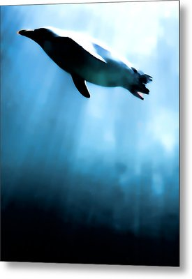 From The Depths Metal Print by Sharon Lisa Clarke