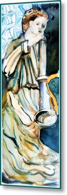 Gabriel Metal Print by Mindy Newman