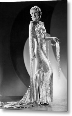 Ginger Rogers, Ca. 1930s Metal Print by Everett