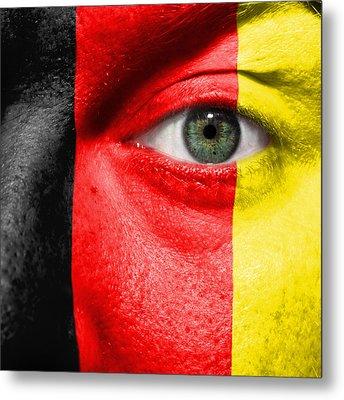 Go Belgium Metal Print by Semmick Photo