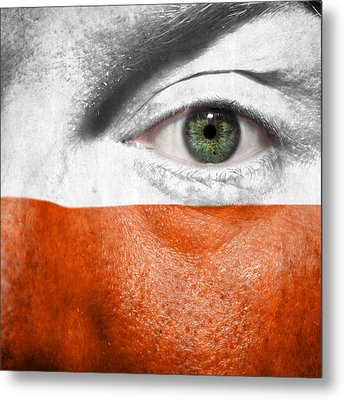 Go Poland Metal Print by Semmick Photo