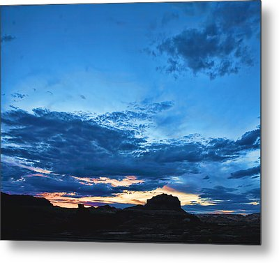 Goblin Valley Sunset Metal Print by Gregory Scott