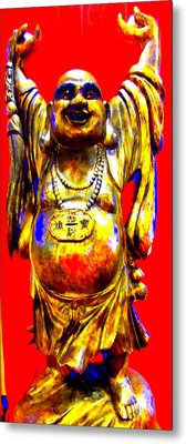 Good Luck At The Gold Coast Metal Print by Randall Weidner