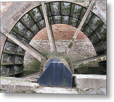 Graue Mill-1 Metal Print by Todd Sherlock