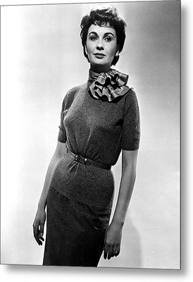 Guys And Dolls, Jean Simmons, 1955 Metal Print by Everett
