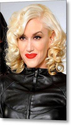 Gwen Stefani In Attendance For L.a.m.b Metal Print by Everett