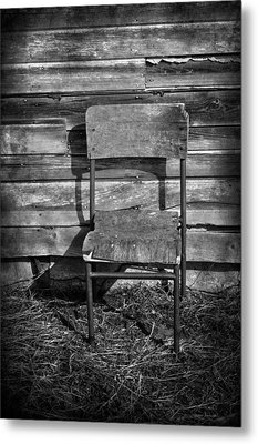 Hair Cut  Metal Print by JC Photography and Art
