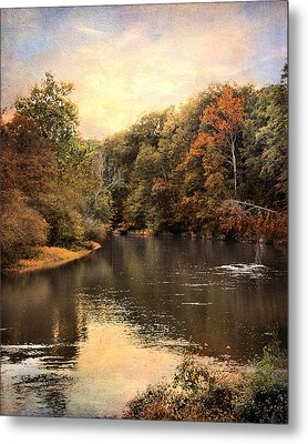 Hatchie River Metal Print by Jai Johnson