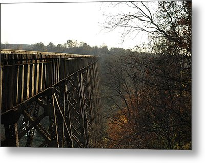 High And Mighty Metal Print by Cheryl Helms