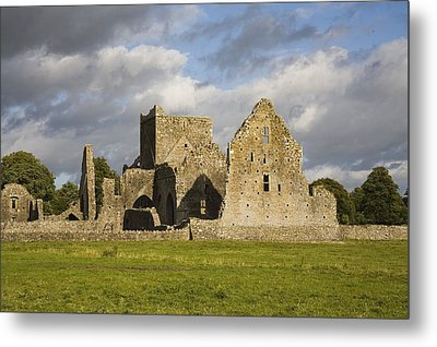 Hore Abbey, Cashel, County Tipperary Metal Print by Richard Cummins