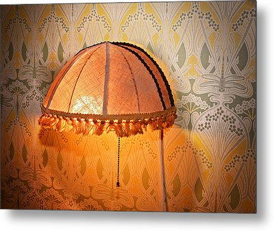 Illumination Metal Print by Susan Leggett