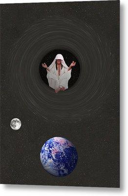 Inner Self Metal Print by Eric Kempson