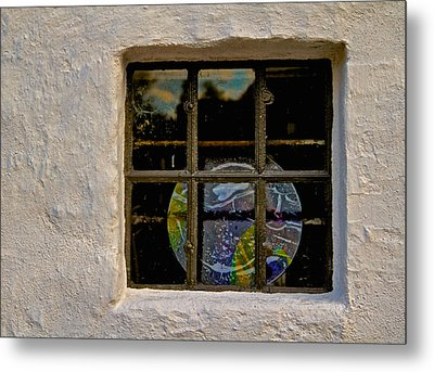 Inside Space Metal Print by Odd Jeppesen