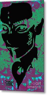 Instincts Metal Print by Dre Irey