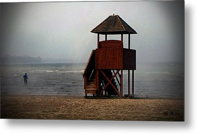 Into The Elements Of Nature Metal Print by Ms Judi