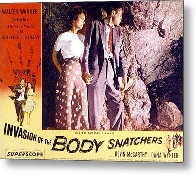 Invasion Of The Body Snatchers, Dana Metal Print by Everett