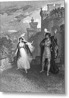 Ivanhoe, 1832 Metal Print by Granger
