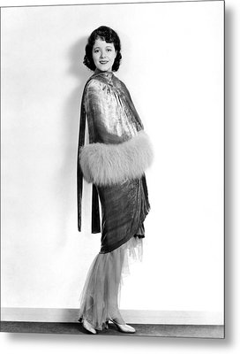 Janet Gaynor, 1929 Metal Print by Everett